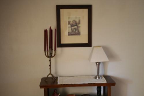 New candelabra