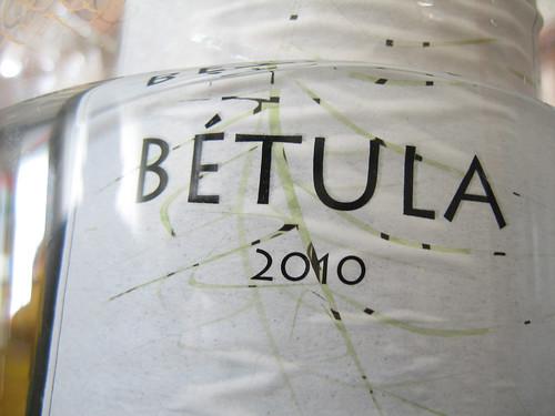 Bétula Branco 2010
