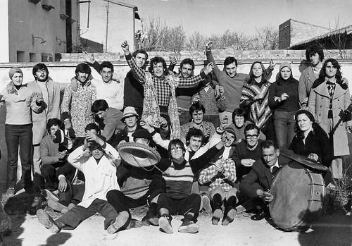 Grupo de Quintos-74