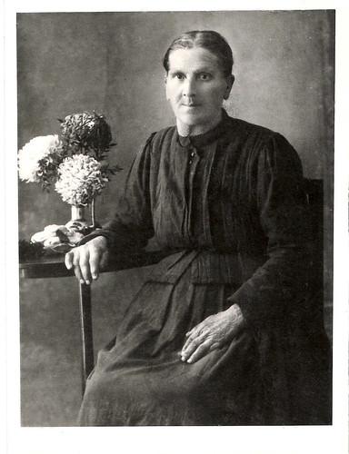 Felicia, bisabuela materna de Javier Aranda Sanchez.