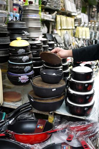 Wanderlust Wednesdays: Namdaemun Market