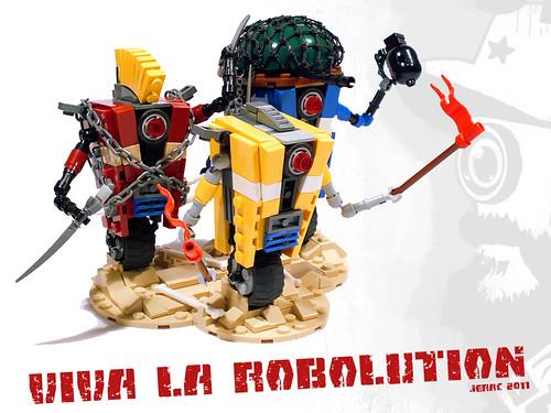 Viva la Robolution!