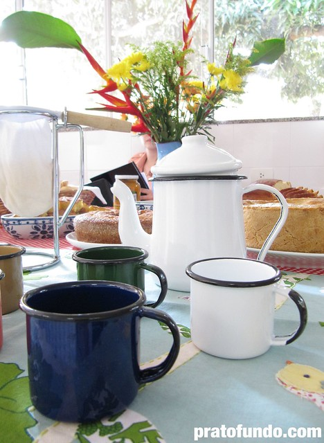 Café da Manhã Temático // Farm-themed Breakfast