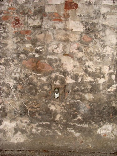 Jar No 264 in situ