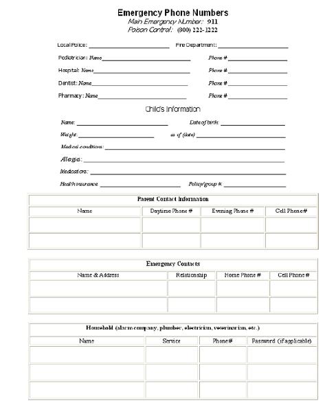 Medical Release Form Grandparents Template – Printable Medical Release Form for Children