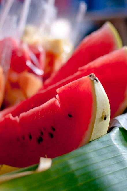 Watermelon in Market, Antigua