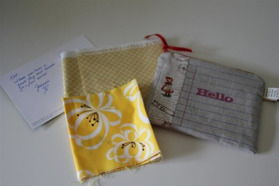 Whole package from Jeannie
