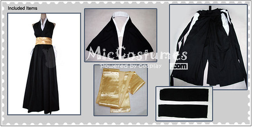 Bleach Soi Fon Fighting Cosplay Costume