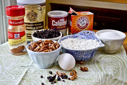 Cinnamon, Pecan, and Currant Cream Scones 17