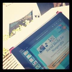 I *am* working, okay? :-) #workwed