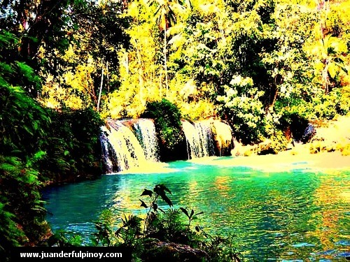 Siquijor Falls photo by Chin Chan of JuanderfulPinoy
