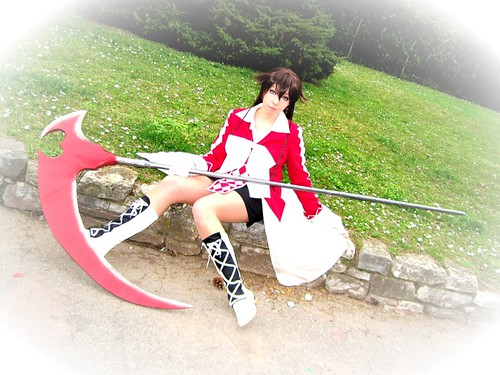 Pandora Hearts Alice Cosplay