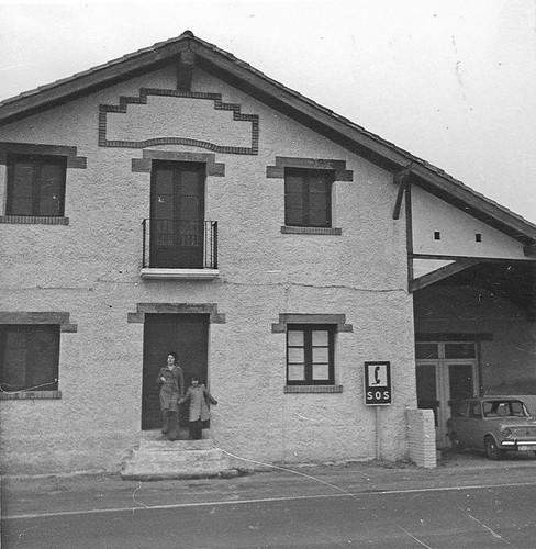Casa de Arbitrios en la carretera general