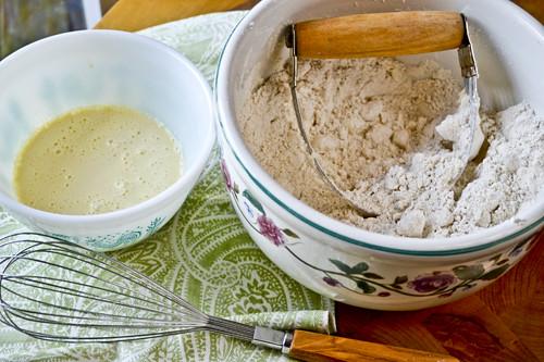 Cinnamon, Pecan, and Currant Cream Scones 15