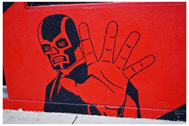 Vigilante Man
