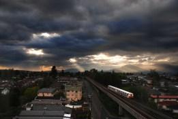 Reader J.R. | East Van Apartment | Vancouver, BC | 7:45pm