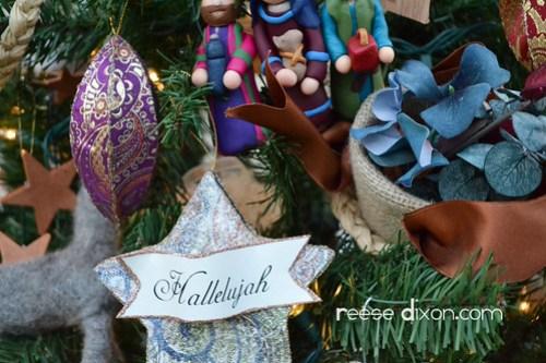 Nativity Tree 5