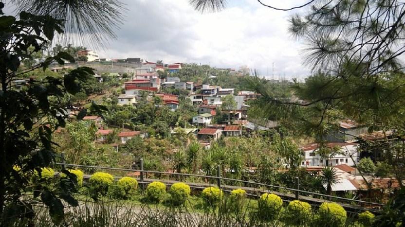 View from Espiritu Santo Coffee Plantation, Naranjo, Costa Rica