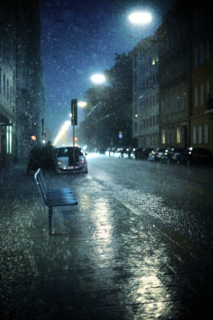 Wallpaper Of Lonely Girl In Rain Rain Flickr Photo Sharing