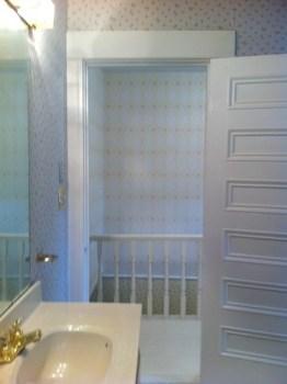 May bath door to hallway before