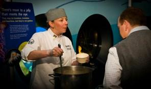 Chef Myke Shaw - Vancouver Aquarium