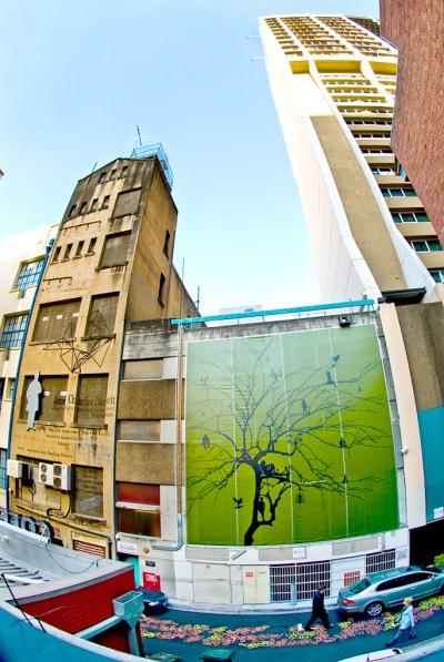 Burnett Lane artwork and History Signage | Flickr - Photo Sharing!