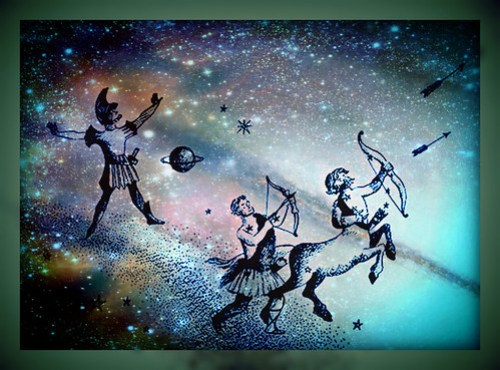 Astronomical Archery:  I celebrate the Perseids each year as the holiday that August lacks.