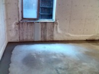 Water Leaking Into Basement | Look at the signs of water ...