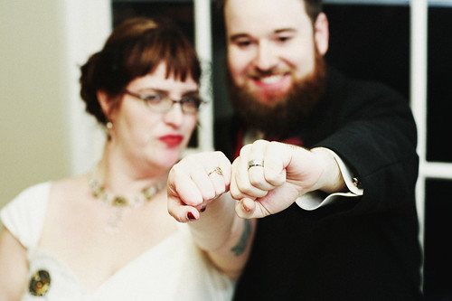Hell yes we are married!