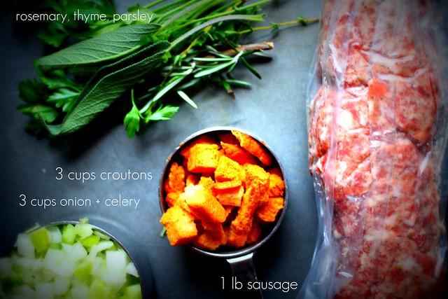 sausage sage stuffing