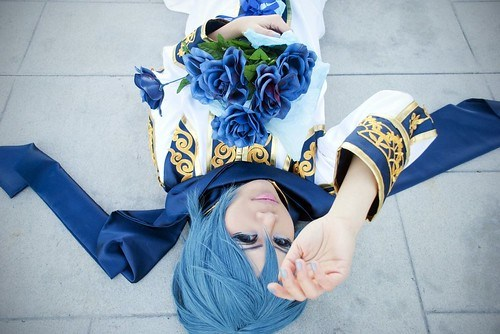Vocaloid Kaito Cosplay