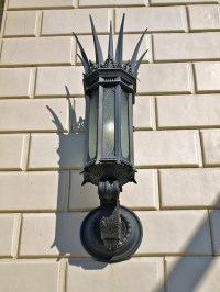 Sconce definition/meaning