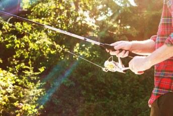 Fishing, Nita Lake Lodge, Whistler