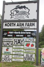 North Arm Farm  |  Breathtaking scenery really never does get tired...