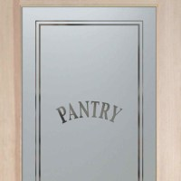 Pantry Doors with Frosted Glass - Classic | Flickr - Photo ...