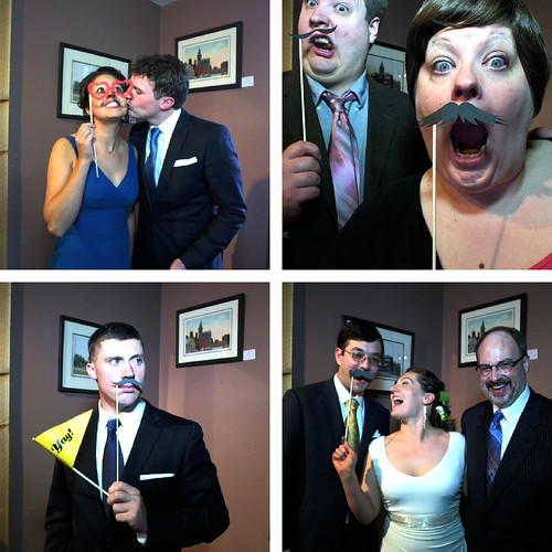 Photo booth folks - single images