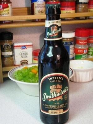 Irish Cheddar Ale Soup