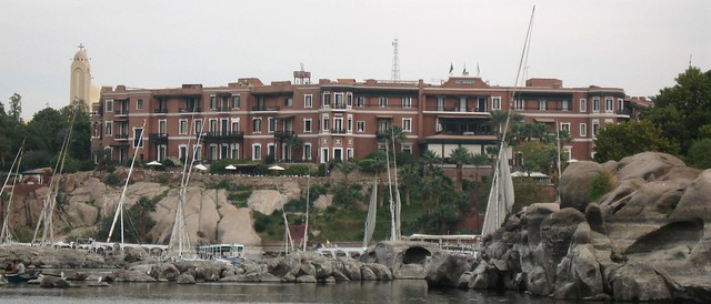 Old Cataract Hotel, Aswan