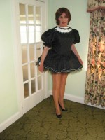 Crossdressers Wearing Little Girl Dresses