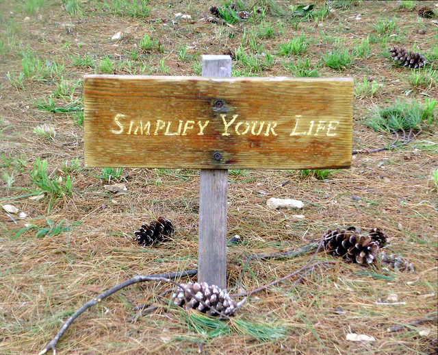 101 steps to a simpler life