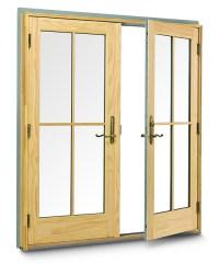 400 Series Frenchwood hinged inswing patio door | Flickr ...