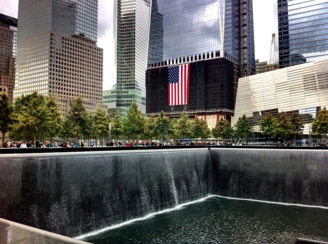 National September 11th Memorial on September 17, 2011 - 13