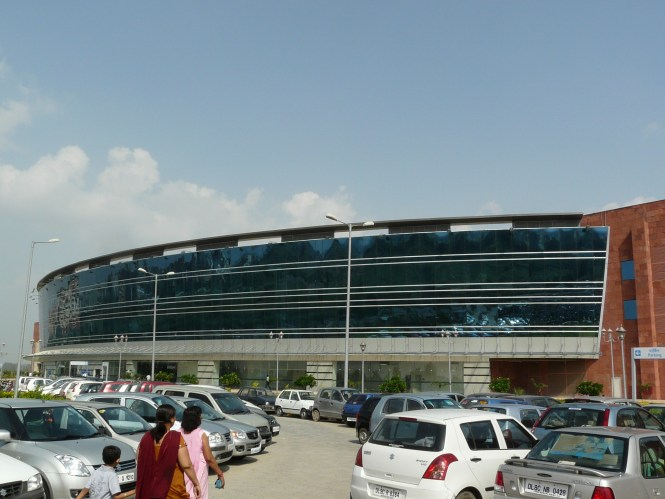 Dwarka Sectro 21 Metro Station