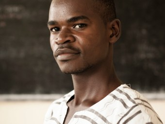 University of Liberia Student – Together Liberia – Andrew Hida