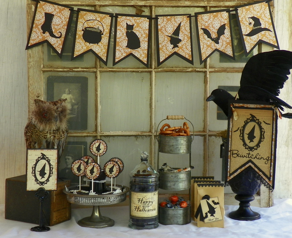 Halloween Chic Little Witch Party Flickr Photo Sharing