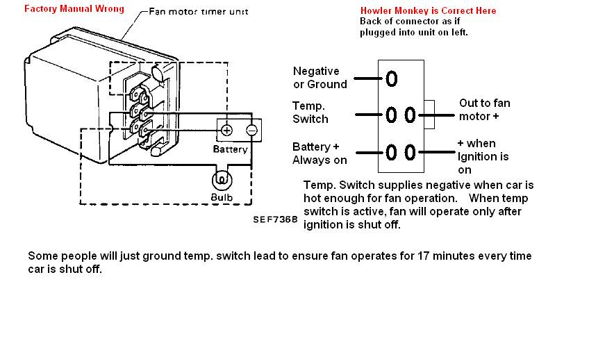 Datsun 280z Blower Motor Wiring Index listing of wiring diagrams