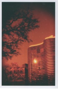 Lomography Redscale 100 35mm