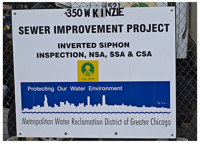 Sewer Improvement Project - Kinzie
