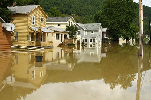 second home flooding