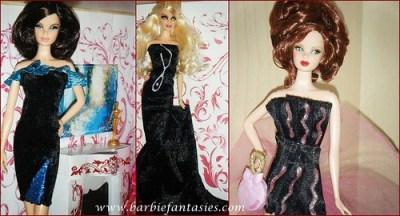 black evening dresses